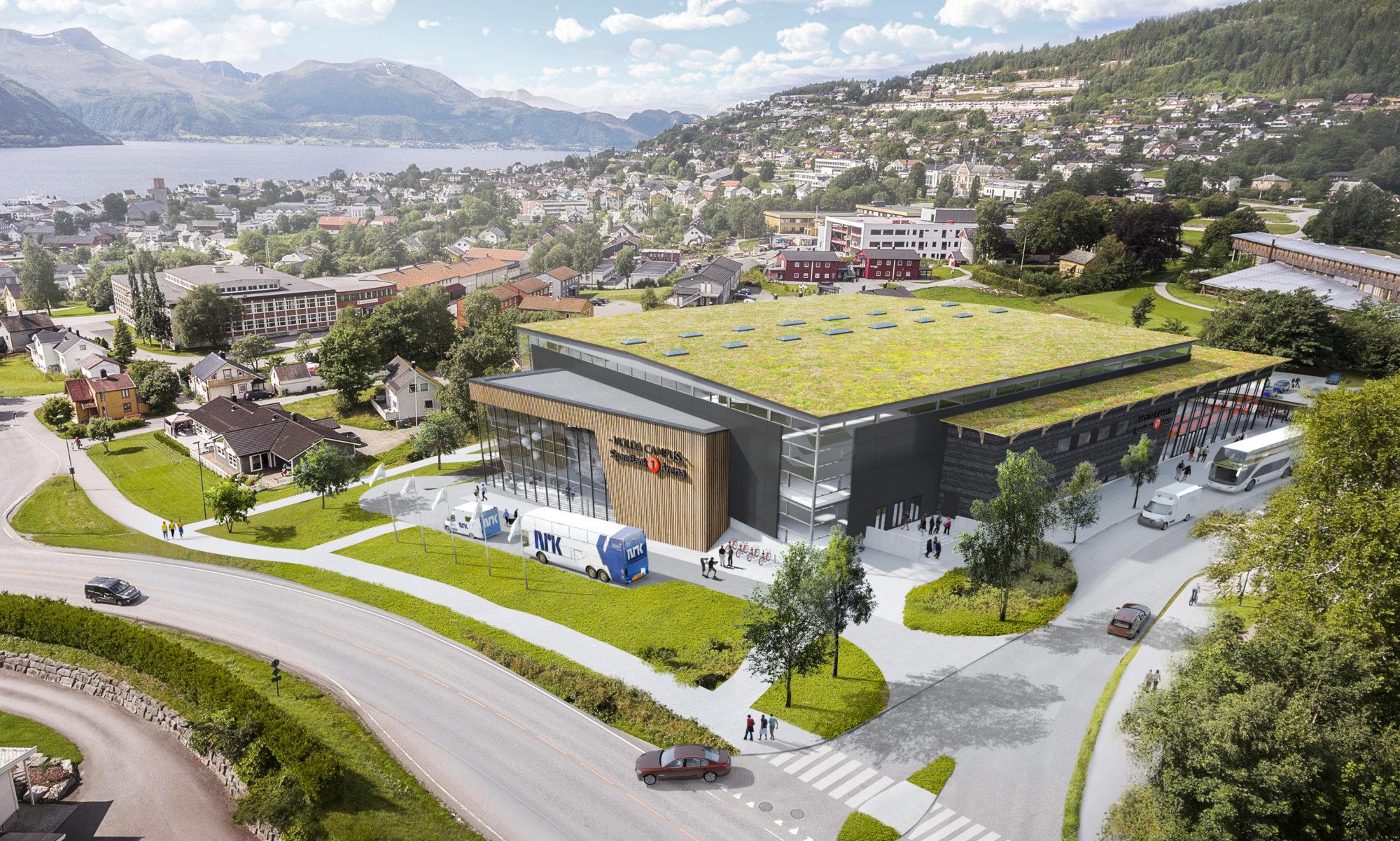 Volda Campus Sparebank1 Arena